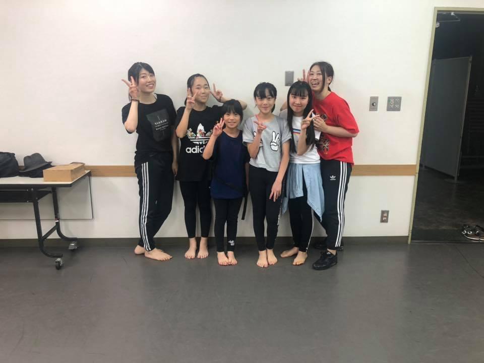 吹田クラスでの本日のレッスンで懐かしメンバーが登場しました!