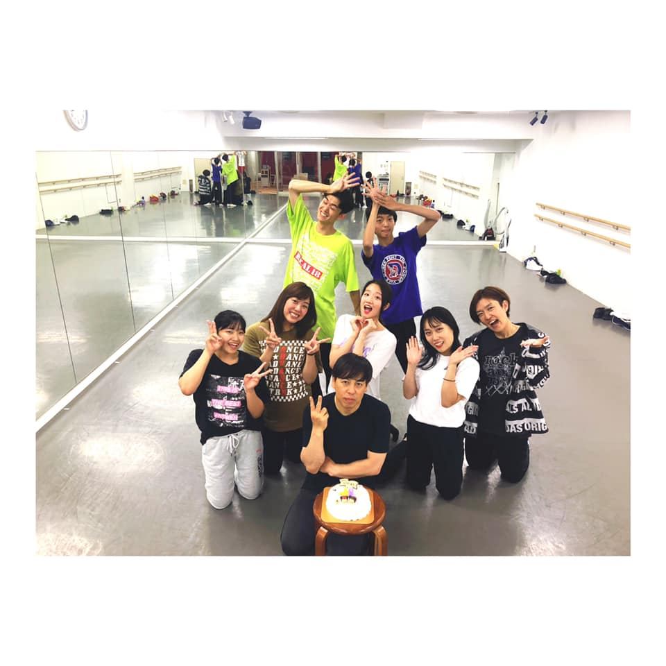 happy birthday to hiroteacher